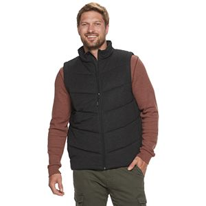 Men's Be Boundless Voyager Quilted Knit Vest