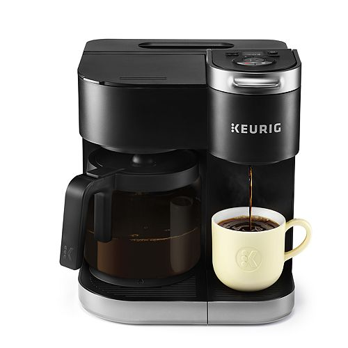 Keurig® K-Duo® Single-Serve & Carafe Coffee Maker