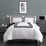 VCNY Home Hotel Duvet Cover Set