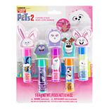 The Secret Life of Pets Finger Puppet & Lip Balm Set