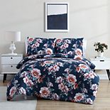 VCNY Home Shelley Floral Duvet Cover Set