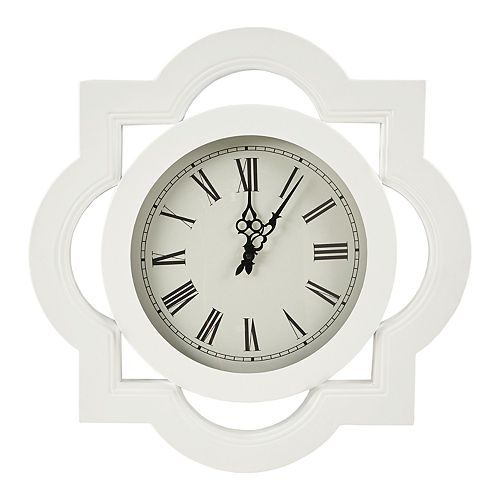 Madison Park Lucca Wall Clock