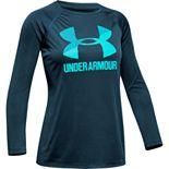Girls' 7-16 Under Armour Big Logo Shirt