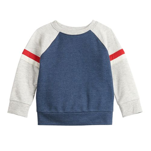 Baby Boy Jumping Beans® Long Sleeve Colorblock Top