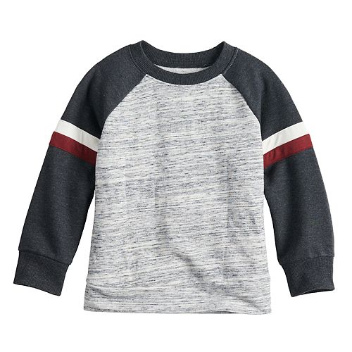 Baby Boy Jumping Beans® Color Tape Long-Sleeve Tee