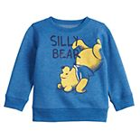 Baby Boy Disney?s Winnie the Pooh Graphic Long-Sleeve Sweater by Jumping Beans®