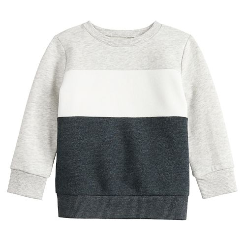 Baby Boy Jumping Beans® Colorblock Long Sleeve Top