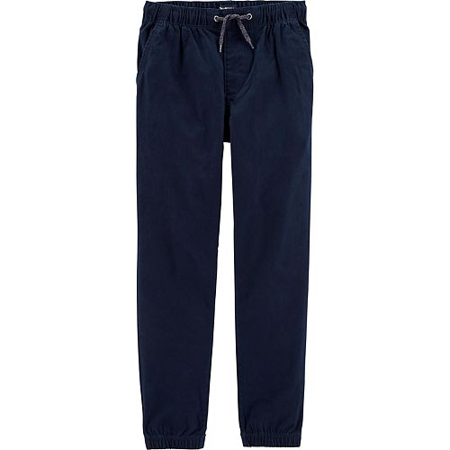 Boys 4-14 OshKosh B'gosh® Canvas Joggers