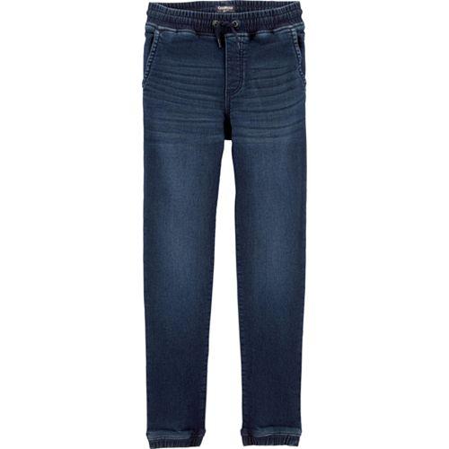 Boys 4-14 OshKosh B'gosh® Knit Denim Jogger Pants