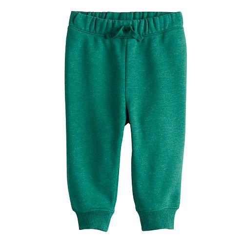 Baby Boy Jumping Beans® Fleece Joggers