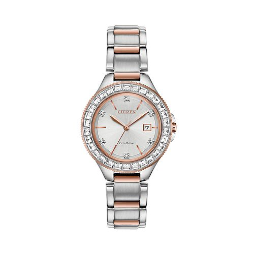 Citizen Women's Two-Tone Stainless Steel Watch