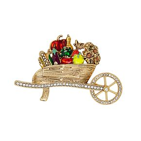 Napier Gold Harvest Pin