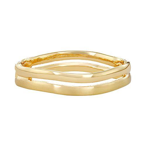 Women's Dana Buchman Bracelet Bangle - Gold