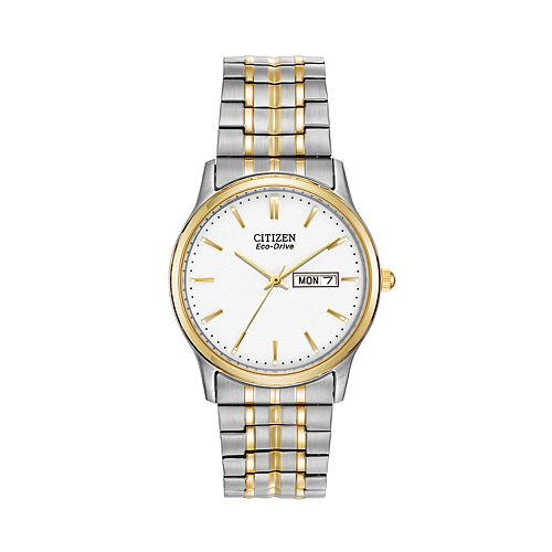 Citizen Eco-Drive Men's Corso Two-Tone Watch