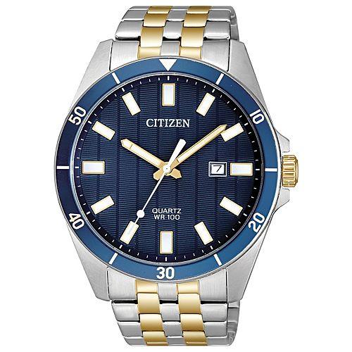 Citizen Men's Two-Tone Stainless Steel Watch - BI5054-53L