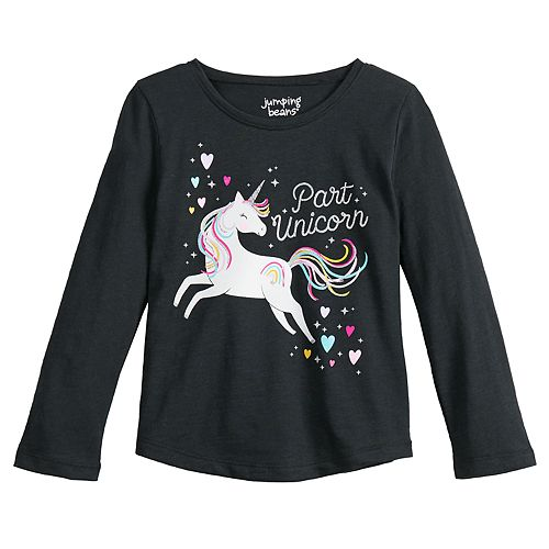 Toddler Girl Jumping Beans® Unicorn Graphic Tee