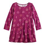 Toddler Girl Jumping Beans® Swing Dress