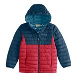 Boys 8-20 Columbia Powder Lite Hooded Jacket