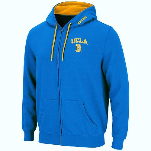 Men's UCLA Bruins Full-Zip Fleece Hoodie