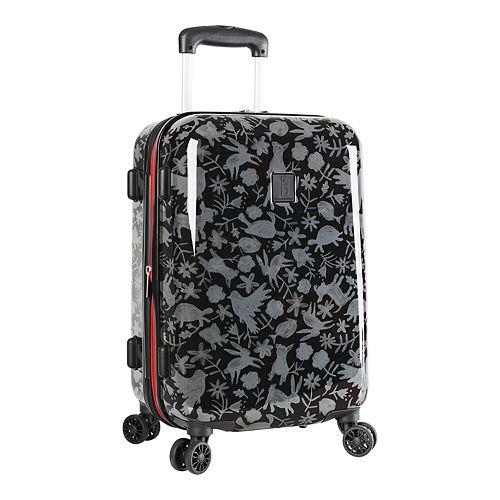 ED Ellen DeGeneres Laurel Hardside Spinner Luggage