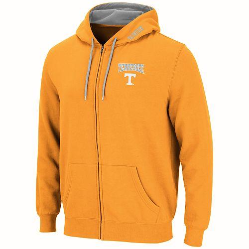 Men's Tennessee Volunteers Full-Zip Fleece Hoodie
