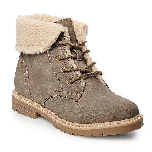 Sonoma Goods For Life™ Daniela Women's Winter Boots by Sonoma Goods For Life