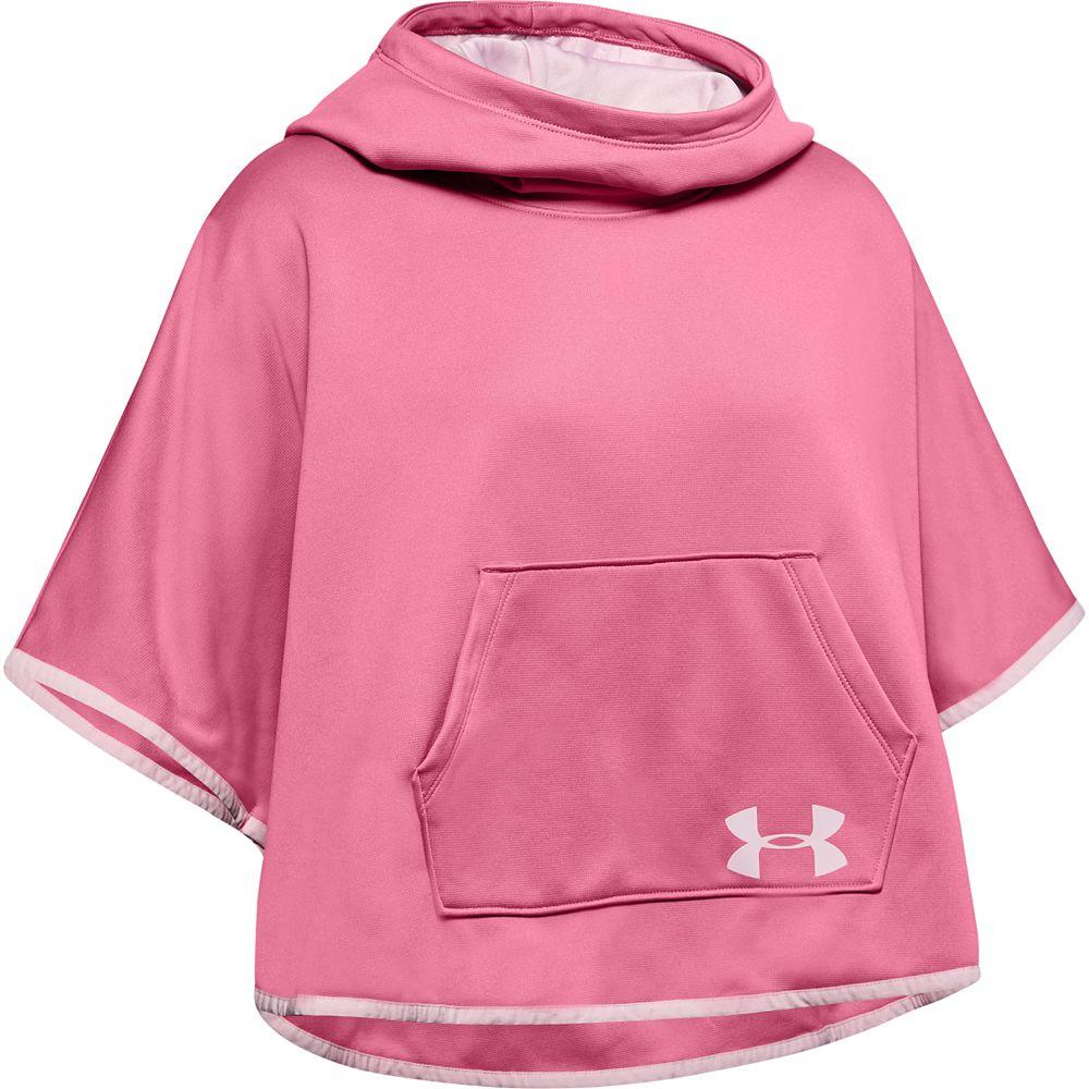 Girls 7-16 Under Armour Poncho Fleece Hoodie