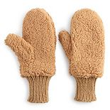 Women's Sonoma Goods For Life® Sherpa Mittens