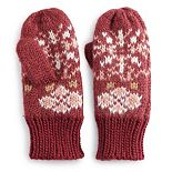 SONOMA Goods for Life? Fair Isle Mittens