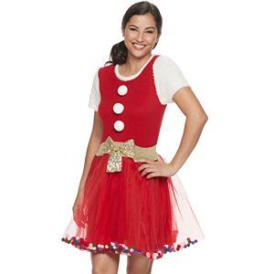 Women's US Sweaters Novelty Holiday Dress