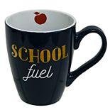 Belle Maison 2-pc. Teacher Coffee Mug & Wine Glass Set