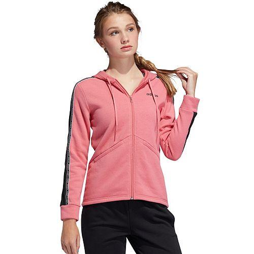 Women's adidas Full Zip Fleece Sweatshirt