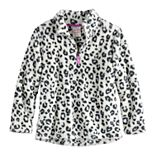 Girls 4-12 Jumping Beans® Teddy Quarter-Zip