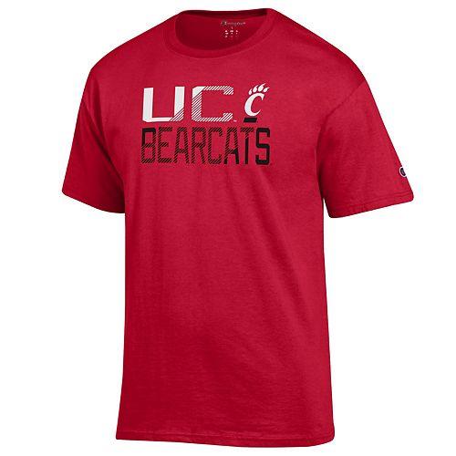Men's Champion Cincinnati Bearcats Graphic Tee