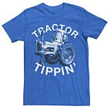 Men's Disney Pixar Cars Tractor Tippin' Graphic Tee