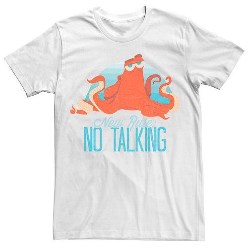 Men's Disney Pixar Finding Dory Hank No Talking Tee