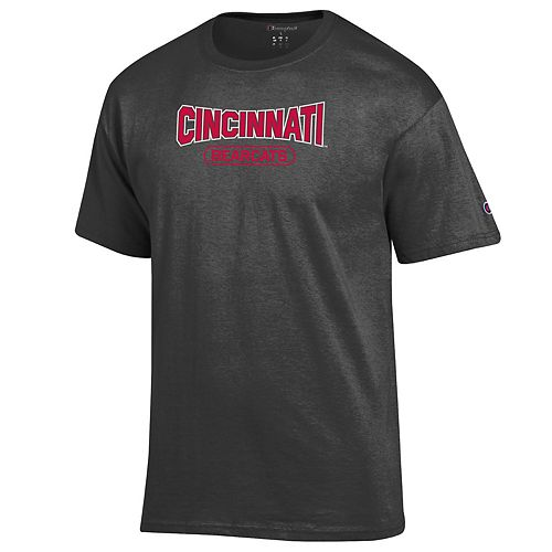 Men's Champion Cincinnati Bearcats Graphic Tee
