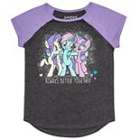 "Girls 4-12 Jumping Beans® My Little Pony ""Always Better Together"" Graphic Tee"