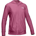 Girls 7-16 Under Armour Finale Full Zip Jacket