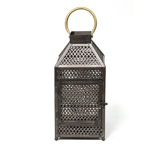 Stratton Home Decor Moroccan Lantern Table Decor