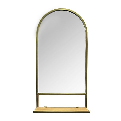 Stratton Home Decor Madeline Wall Mirror