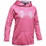 Girls' 7-16 Under Armour Armour Fleece® Emboss Hoodie