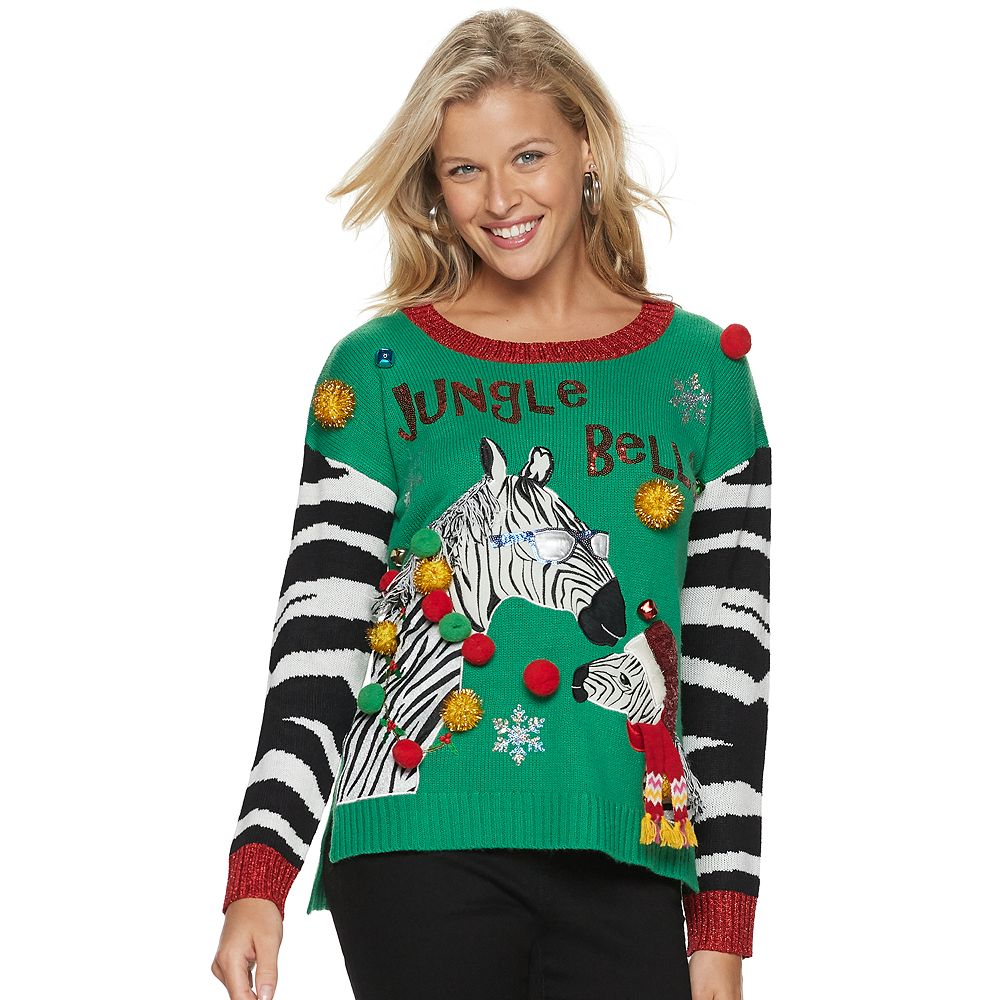 Women's US Sweaters Christmas Pullover Sweaters