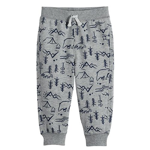 Baby Boy Jumping Beans® French Terry Jogger Pants