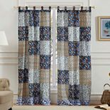 Greenland Home 2-pack Pandora Window Curtains