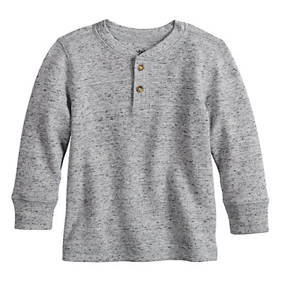 Baby Boy Jumping Beans® Thermal Henley