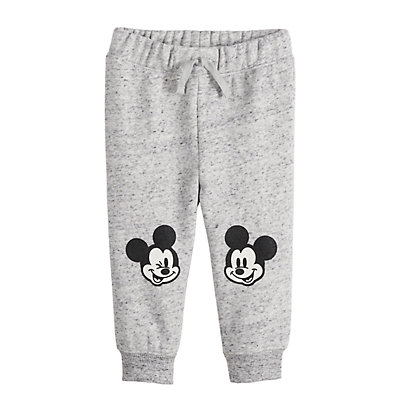 Disney's Mickey Mouse Baby Boy Fleece Jogger Pants by Jumping Beans®