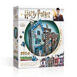 Wrebbit3D Harry Potter Ollivander's Wand Shop & Scribbulus Puzzle