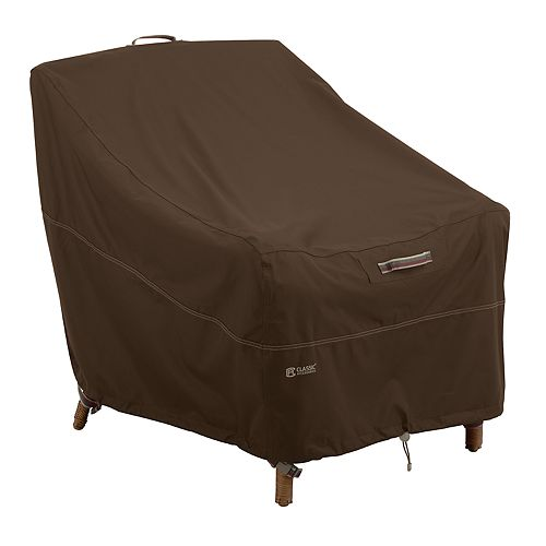 Classic Accessories Madrona RainProof Patio Lounge Chair Cover