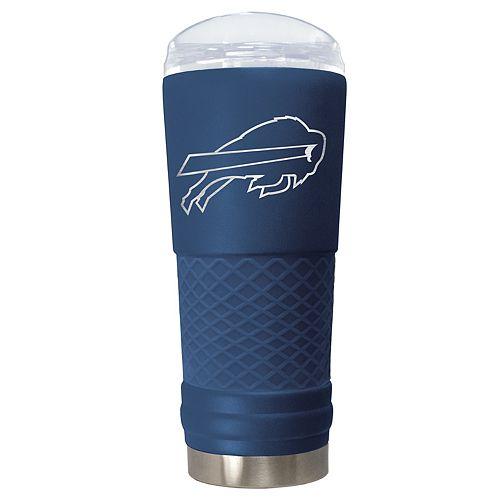 NFL Buffalo Bills 24oz Color Blitz Draft Tumbler